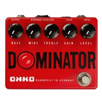 Okko Dominator Distortion Pedalı