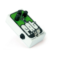 Pigtronix Fat Drive Overdrive/distortion Pedal