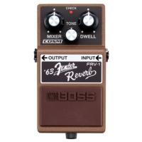 Boss FRV-1 Fender Reverb Pedalı