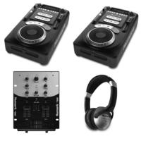 Numark Fusion 999 Profesyonel DJ Sistem