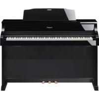 Roland HP508-PE Parlak Siyah Dijital Piyano