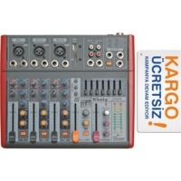 König K 502 FX 5 Kanal Analog Mikser