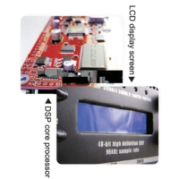 AudioCenter K-LA26-DSP Aktif Line Array Modül