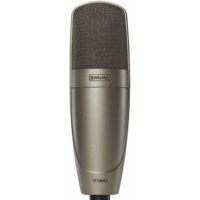 Shure KSM42/SG Çift Diyafram Vokal Tipi Studyo Mikrofonu