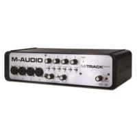 M-AUDIO M-Track QUAD Ses Kartı