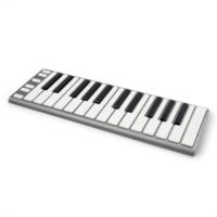 CME-Pro XKey 25 Tuşlu MIDI Klavye (Koyu Gri)