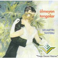 Şecaattin Tanyerli - Ölmeyen Tangolar CD