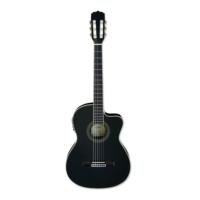 Aria AK30CETNBK İnce Kasa Elektro Klasik Gitar Cutaway