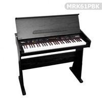 Manuel Raymond Dijital (Silent) Mini Piyano 61 Tuş Siyah Mrk61pbk