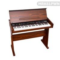 Manuel Raymond Dijital (Silent) Mini Piyano 61 Tuş Ceviz Mrk61pwn