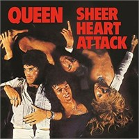 Queen - Sheer Heart Attack (Plak)