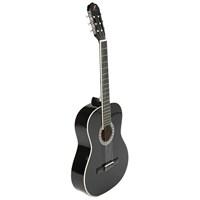 M.Hernandez MHC39-BK Klasik Gitar (Tel, Kılıf ve Pena Hediyeli)