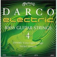 Martin Darco (Extra Light) 40-95 4-Telli Bass Gitar Teli
