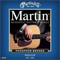 Martin Phosphor Bronze (13-56) Medium - Akustik Gitar Teli