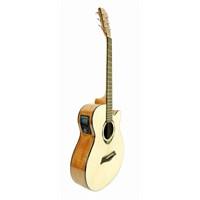 Segovia Gitar Akustik Cutaway Sga720aeq