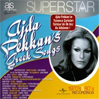 Superstar - Ajda Pekkan's Greek Songs 'Deluxe Edition' (Plak)