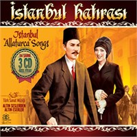 İstanbul Hatirasi 3 Cd Box Set