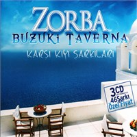 Zorba Buzuki Taverna 3 Cd Box Set