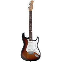 Stagg S250-Sb Standart Elektro Gitar