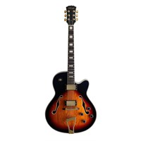 Stagg A300-Vs Standart Jazz Gitar