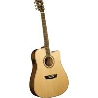 Washburn Wd10Sce Elektro Akustik Gitar