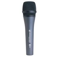 Sennheiser E-835 S Kardioid Dinamik Vokal Mikrofon