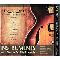 Instruments Jazz Guitar N'His Friends (Plak)