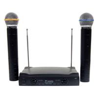 Westa Wm-323E 2 Kanal Vhf Kablosuz Mikrofon E+E