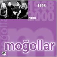 Moğollar - 1968 - 2000 (Plak)