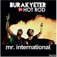 Burak Yeter - feat. Hot Rod / Mr. International (Plak)