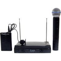 Westa Wm-323Et 2 Kanal Vhf Kablosuz Mikrofon E+Y