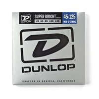 Jim Dunlop Dbsbn45125 Nickel Super Bright 5 Telli Bas Gitar Teli