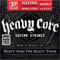 Jim Dunlop Heavy Core 12-54 Elektro Gitar Teli