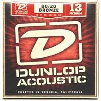 Jim Dunlop Dab 13-56 80/20 Bronz Medium Akustik Gitar Tel Seti