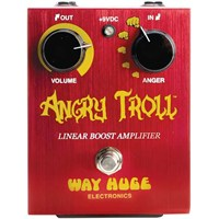 Way Huge Electronics Angry Troll Boost Pedalı