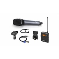Sennheiser Ew135p-G3 El Tipi Kamera Telsiz Mikrofon Seti