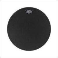 Remo Ba0816es 16'' Black Suede Ambassador Deri