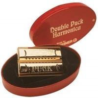 Hohner 553/40 CG Double Puck Harmonika