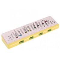 Hohner Speedy Yellow Harmonika