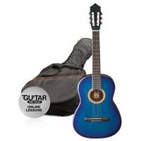 Ashton CG34 3/4 Junior Klasik Gitar Paketi