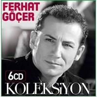 Ferhat Göçer - Koleksiyon (6 CD)