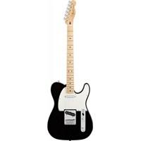 Fender Standard Telecaster MN Black Elektro Gitar