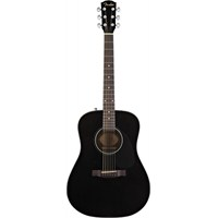 Fender Cd-60 Blk Akustik Gitar