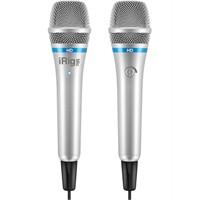 Ik Multimedia İrig Mic Hd - Silver Yüksek Kaliteli El Mikrofonu (İos & Mac)