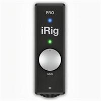 Ik Multimedia İrig Pro Universal Ses Kartı & Mikrofon Preamp(İos, Android, Mac & Pc)