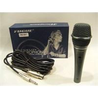 Fugue Fm-807 Dinamik Mikrofon+Kablo Dahil