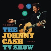 Johnny Cash - The Best Of The Johnny Cash Tv Show (Plak)