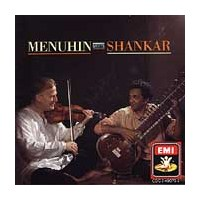 Menuhin Meets Shankar Cd