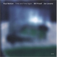 Paul Motian - Time And Time Again Cd