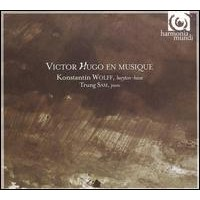 Melodies Sur Des Poemes De Victor Hugo Cd